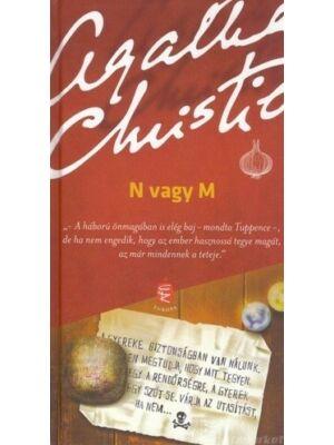 N vagy M [Agatha Christie könyv]