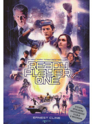 Ready Player One [Ernest Cline könyv]