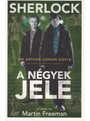 Sherlock Holmes: A négyek jele [Sir Arthur Conan Doyle könyv]