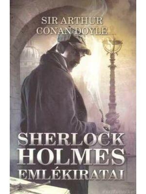Sherlock Holmes emlékiratai [Sir Arthur Conan Doyle könyv]