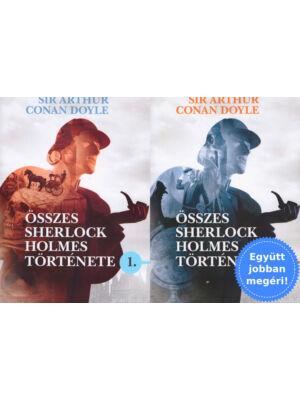 Sherlock Holmes összes története 1-2 csomagban
