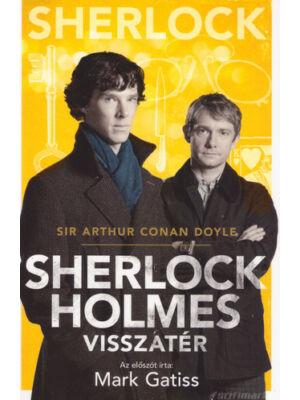 Sherlock Holmes visszatér [Sir Arthur Conan Doyle könyv]