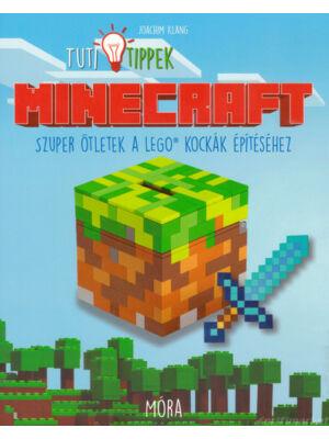 Minecraft: Szuper ötletek a Lego kockák építéséhez [Joachim Klang könyv]