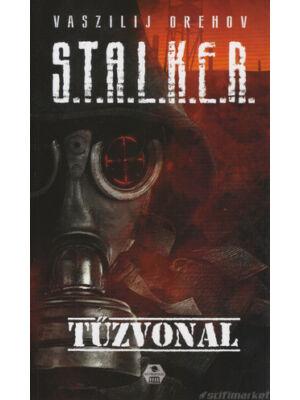 Tűzvonal [Stalker könyv]