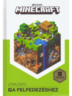 Minecraft: Útmutató a felfedezéshez [Stephanie Milton könyv]