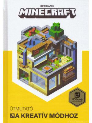Minecraft: Útmutató a kreatív módhoz [Craig Jelley könyv]