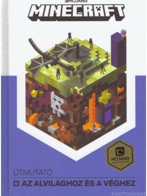 Minecraft: Útmutató az Alvilághoz és a Véghez [Stephanie Milton könyv]