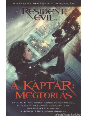 A kaptár – Megtorlás [Resident Evil könyv]