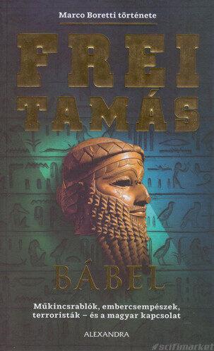 A Bábel c. könyv borítója