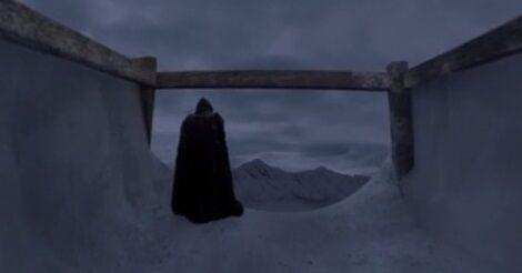 Trónok harca - a Fal és az Éjjeli őrség egy tagja
