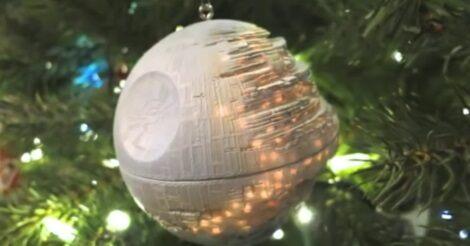 Sci-fi+Karácsony