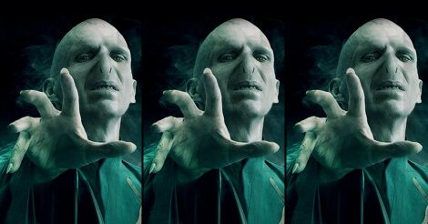 Voldemort nagyúr