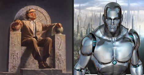 Asimov és a robotok