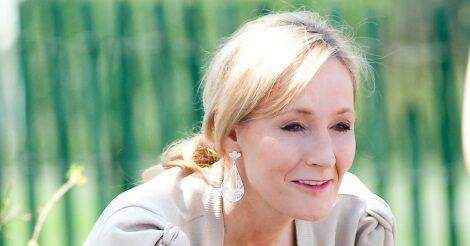 J. K. Rowling, az írónő
