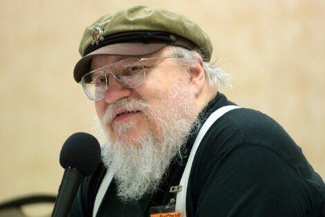 George R. R. Martin, a szerző
