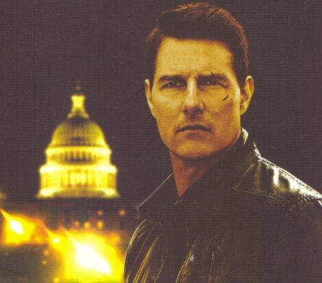 Jack Reacher Washingtonban
