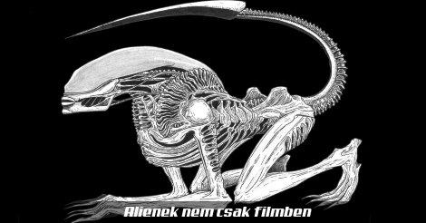 Alienek nem csak filmekben