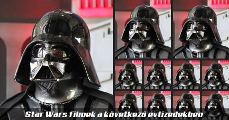 Évente egy újabb Star Wars filmet tervez a Disney