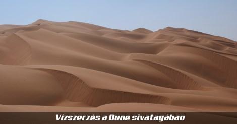 A Dűne sivataga