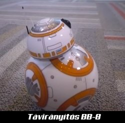 Távirányítós BB-8 droid - Sphero
