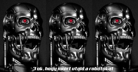 3 terminator - a robotok nem veszélytelenek