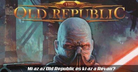 Star Wars: Old Republic borítókép