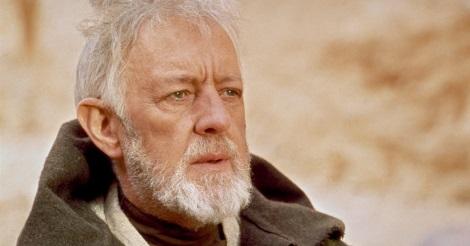 Obi-wan Kenobi a Tatuinon