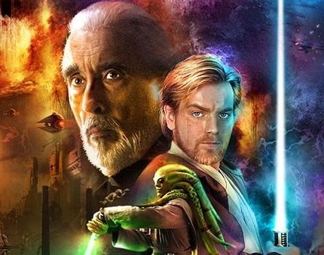 Obi-wan Kenobi, Dooku gróf és Kit Fisto