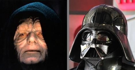 Darth Sidious és Darth Vader