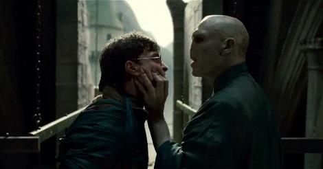 Harry Potter és Voldemort