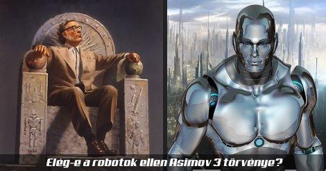 Asimov és a jövő robotja