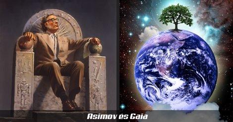 Asimov és Gaia