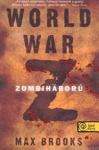 World War Z könyvborító